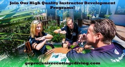 Koh Tao IDC And Scuba Diving Instructor Courses Thailand 3