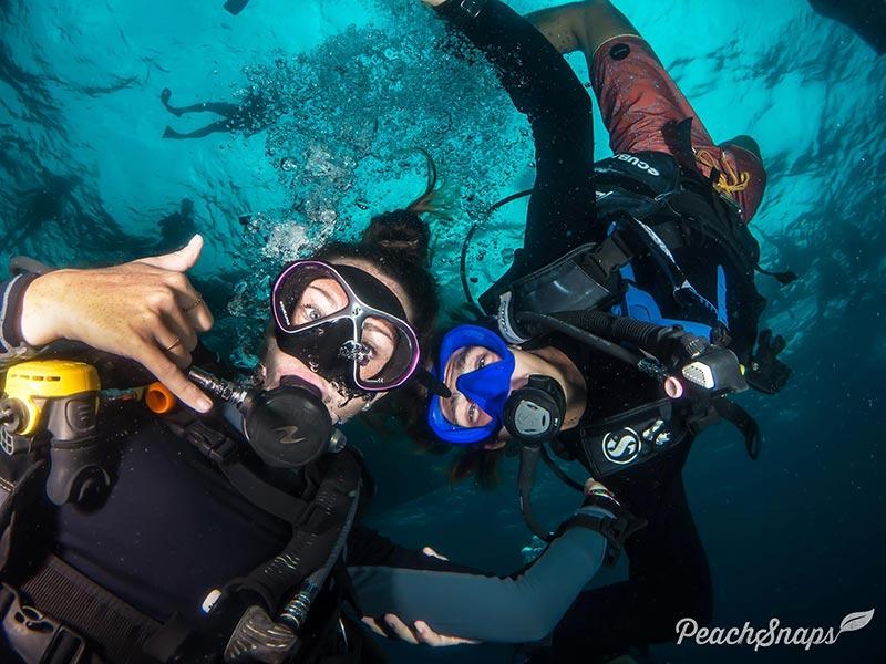 Best Divemaster Course Koh Tao Thailand