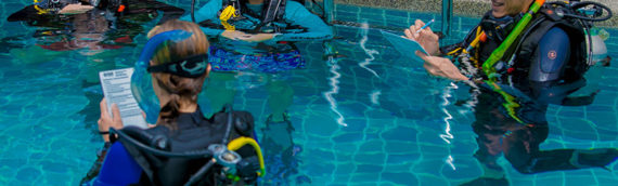 Becoming a Master Scuba Diving Instructor turned my life upside down