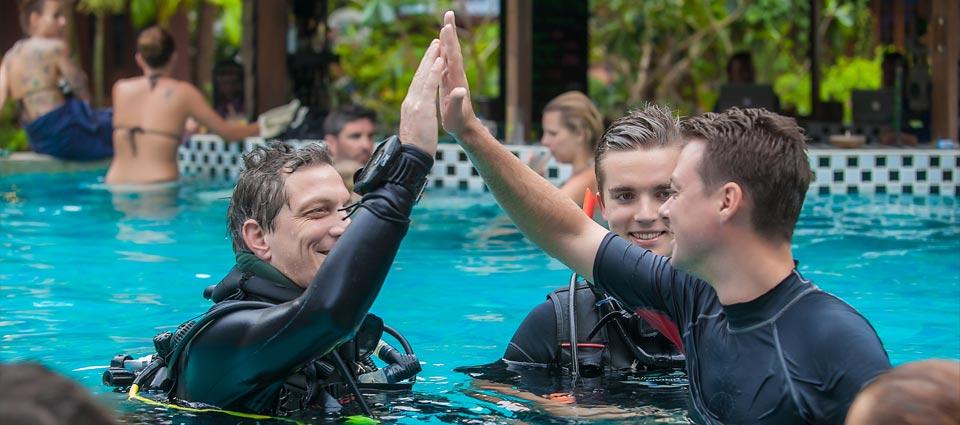 Diving Instructor Internships Thailand Getting The Best Jobs