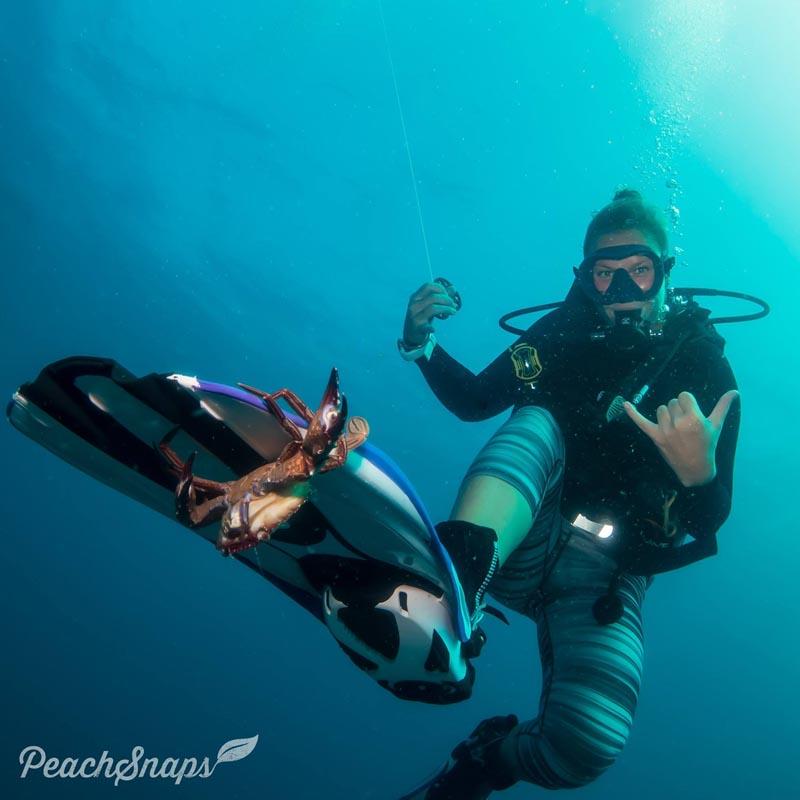 Divemaster Best Diving Thailand
