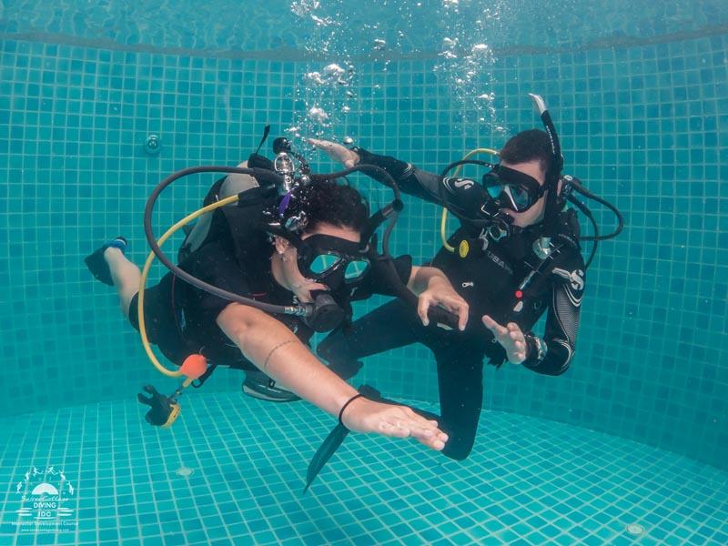 Zero To Hero Dive Instructor Internship Package Thailand