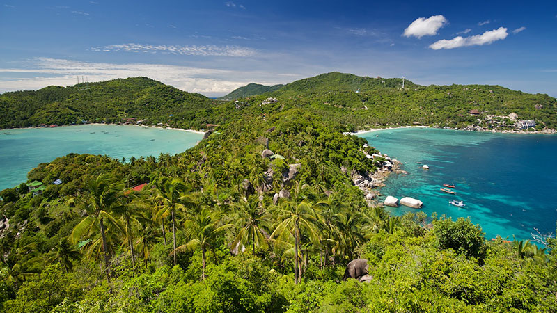 Best Islands To Live And Work Koh Tao