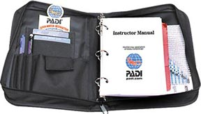 PADI Instructor Manual Thailand