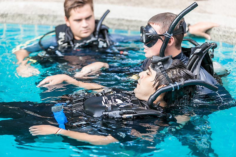 People Dont Need To Wait Between The Padi Dmt And Idc Course