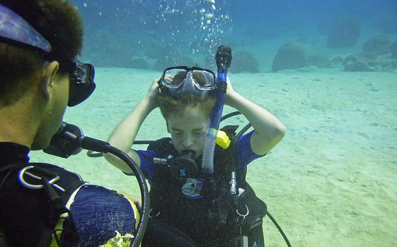 Kid Padi Mask Removal And Replacement Children