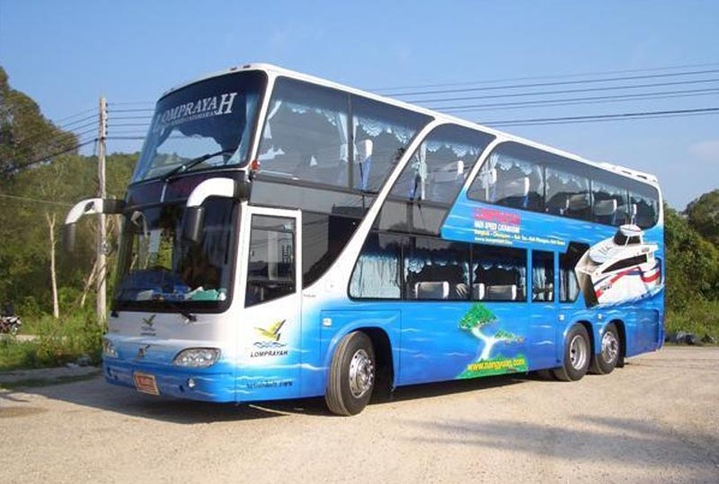 Bangkok To Koh Tao Bus
