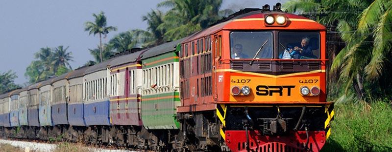 Bangkok To Koh Tao Train