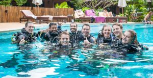 IDC Internship Packages Koh Tao Thailand Sairee Cottage Diving