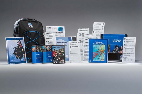 All Inclusive Dive Instructor IDC Package