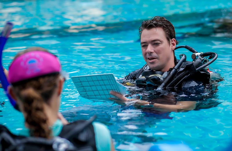 Becoming A IDC PADI Staff Instructor Mentor