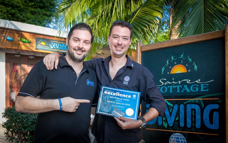 Best PADI Course Director Koh Tao Thailand