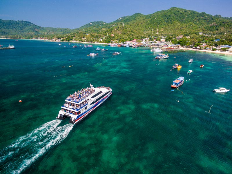 Many New Divers Coming To Koh Tao Thailand