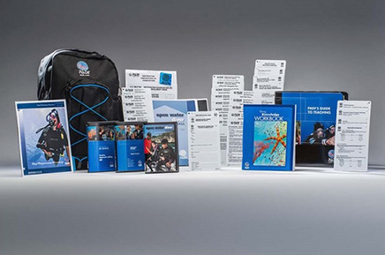 PADI Crew Pack: Books & Video | eBay